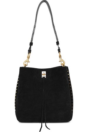 Rebecca Minkoff Darren Leather Shoulder Bag