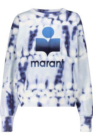 Isabel Marant Women Sweatshirts - Mobyli cotton-blend sweatshirt