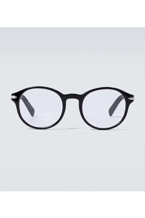 Dior Men Sunglasses - DiorBlacksuitO RI round-framed glasses