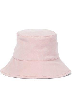 Isabel Marant Women Hats - Loiena cotton bucket hat