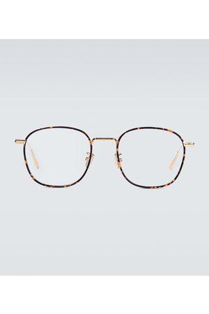 Dior DiorBlacksuitO S2U round-framed glasses