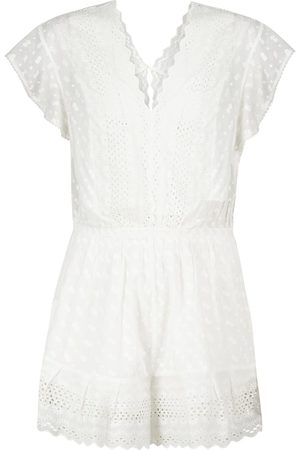 Isabel Marant Women Playsuits - Tadeo cotton playsuit