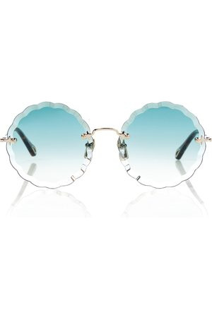 Chloé Rosie Petite round sunglasses