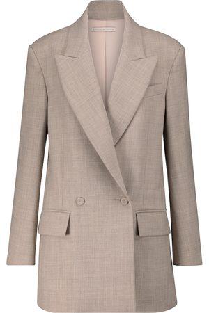 EMILIA WICKSTEAD Women Blazers - Mallory gabardine blazer