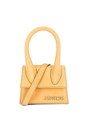 Jacquemus Le Chiquito Bag in Yellow