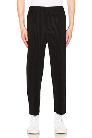 Homme Plisse Issey Miyake Trousers in