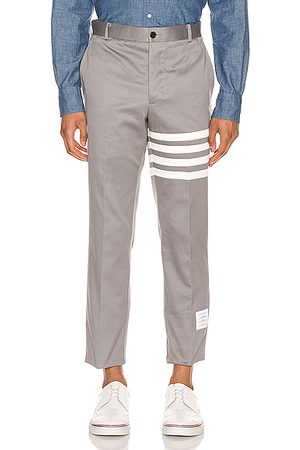 Thom Browne Unconstructed Chino Trouser in ,Stripes
