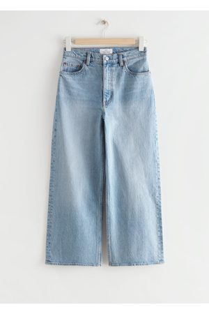 & OTHER STORIES Women Jeans - Treasure Cut Cropped Jeans