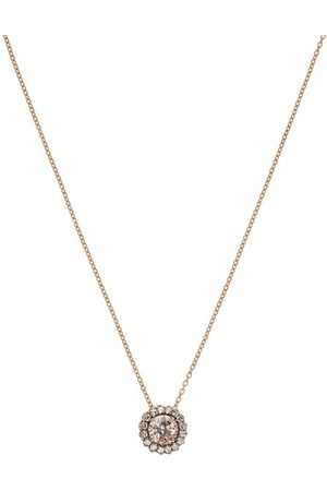 SELIM MOUZANNAR Beirut Diamond, Morganite & 18kt Necklace - Womens
