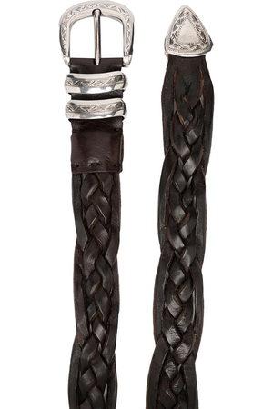 Brunello Cucinelli Mauta braided belt