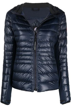 Canada Goose Padded zip-up down jacket