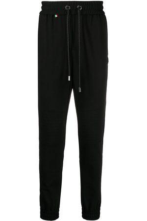 Philipp Plein Men Sweatpants - Drawstring-waist joggers