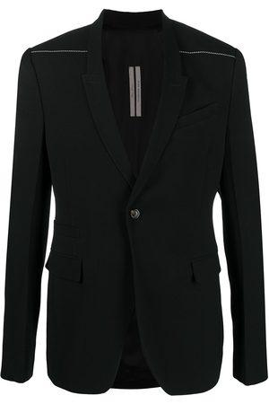 Rick Owens Narrow lapels blazer