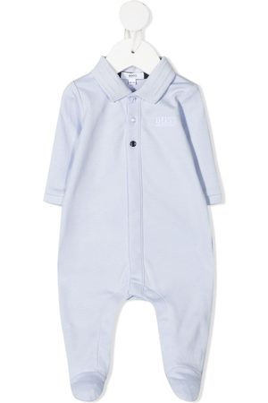 HUGO BOSS Logo-print pyjamas