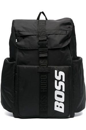 HUGO BOSS Multi-pocket backpack
