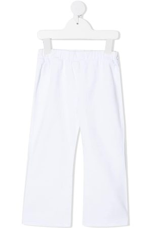 DOUUOD KIDS Straight-leg stretch-fit trousers