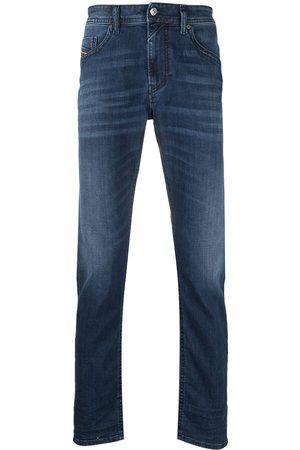 Diesel Men Straight - Thommer mid-rise straight-leg jeans
