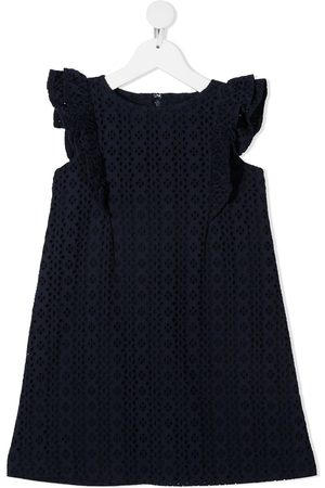 Ralph Lauren Girls Casual Dresses - Broderie anglaise dress