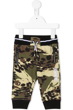 Givenchy Pants - Leopard-print sweatpants