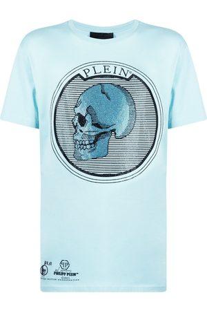 Philipp Plein Skull print short-sleeve T-shirt