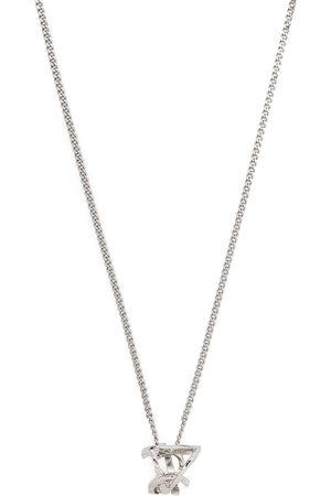 Saint Laurent Women Necklaces - Prism charm necklace