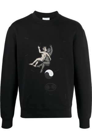 Soulland Zodiac organic cotton sweatshirt