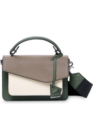 Botkier Cobble Hill Medium Leather & Suede Crossbody