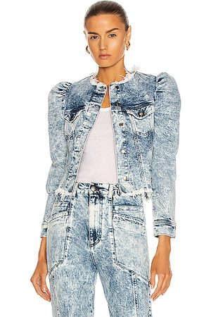 Retrofete Dean Jacket in Denim-Light