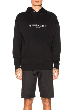 Givenchy Logo Hoodie in