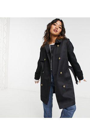 ASOS ASOS DESIGN Petite trench coat in
