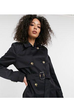 ASOS ASOS DESIGN Tall trench coat in