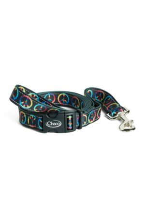 Chaco Dog Leashes Peace Sign, Size L