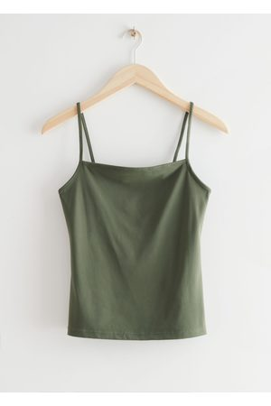 & OTHER STORIES Quick-Dry Yoga Top