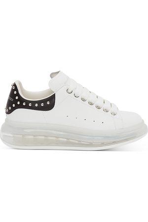 Alexander McQueen Women's Oversized Lace Up Sneakers
