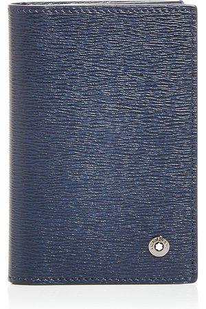 Mont Blanc Westside Leather Bi Fold Card Case