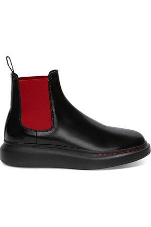 Alexander McQueen Men's Hybrid Chelsea Boots
