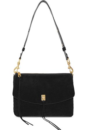 Rebecca Minkoff Darren Medium Leather Shoulder Bag