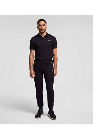 Karl Lagerfeld Men Sweatpants - IKONIK LOUNGE BIKER SWEATPANTS