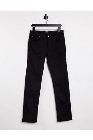 WESC Bob straight leg jeans in