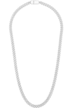 TOM WOOD Men Necklaces - Curb sterling chain necklace