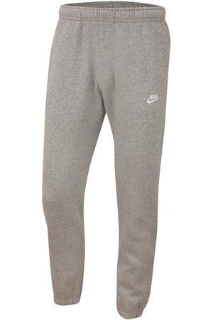 Nike Men Pants - Sportswear Club XXL Dark Grey Heather / Matte Silver / White / White