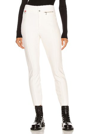 Cordova Women Pants - Val d'Isere Pant in White
