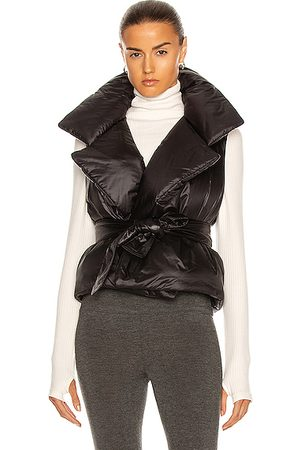 Norma Kamali Sleeveless Sleeping Bag Vest in