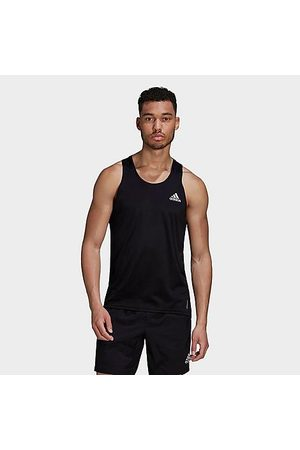 adidas Men Tank Tops - Men's Own The Run Tank Top in /