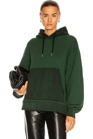 Cotton Citizen Brooklyn Oversized Hoodie in Green