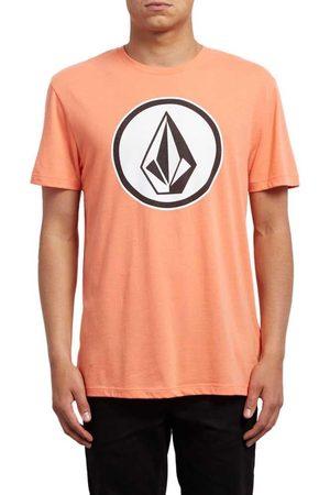 Volcom Classic Stone Dd Short Sleeve T-shirt M Salmon