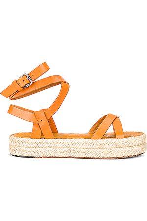 Isabel Marant Women Sandals - Melyz Sandal in Tan
