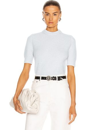 Acne Studios Knit Top in Baby