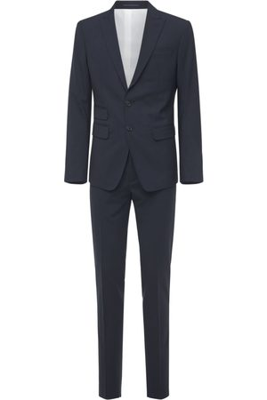 Dsquared2 16.5cm London Stretch Wool Suit