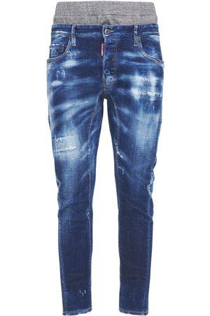 Dsquared2 17cm Summer Twin Pack Cotton Denim Jeans